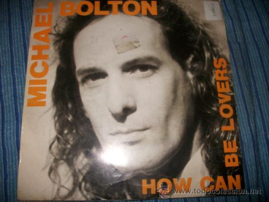 EP - MICHAEL BOLTON - HOW CAN BE LOVES (Música - Discos de Vinilo - EPs - Pop - Rock - New Wave Internacional de los 80)