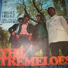 Discos de vinilo: EP - THE TREMELOES - HELULE HELULE / GIRL FROM NOWHERE. Lote 38046845