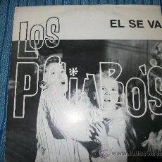 Discos de vinilo: PROMO EP - LOS PAJAROS - EL SE VA. Lote 38049471