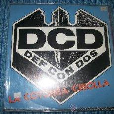Discos de vinilo: EP - DEF CON DOS - LA COTORRA CRIOLLA. Lote 38049981