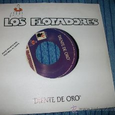 Discos de vinilo: PROMO EP - LOS FLOTADORES - DIENTE DE ORO. Lote 38050251