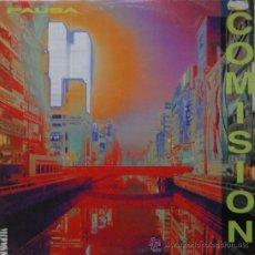 Discos de vinilo: COMISION - MAXI SINGLE. Lote 38062538