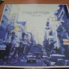 Discos de vinilo: MIGUEL MIGS (FEEL IT EP) 12 INCH MAXI (EX+/M) (VIN8). Lote 38282908