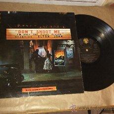 Discos de vinilo: ELTON JOHN - DON'T SHOOT ME I'M ONLY THE PIANO PLAYER (LP, ALBUM, GAT) . Lote 38069101