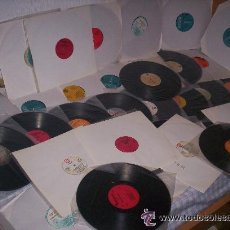 Discos de vinilo: LP - TORREBRUNO - LINDA MUÑECO , HASTA MAÑANA , BLANCOS Y VERDES …. Lote 38075767