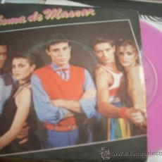 Disques de vinyle: GOMA DE MASCAR: GOMA DE MASCAR + SOÑANDO EN EL CIELO (REFLEJO, 1979). Lote 38082250
