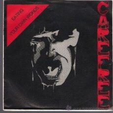 CAREFREE - bergen belsen +...... ( 1989 GERMANY ) punk