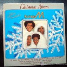 Disques de vinyle: MUSICA LP´S, LP DISCO VINILO - BONEY M. - CHRISTMAS - ARIOLA. Lote 54026600