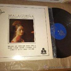 Discos de vinilo: MALAGEÑA - LP 1970 /TREBOL. Lote 38129015