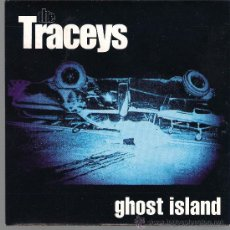 Discos de vinilo: THE TRACEYS - GHOST ISLAND ( SG UK 1996 ) INDIE, ALTERNATIVE ROCK. Lote 38150553