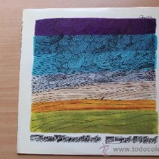 Discos de vinilo: STOMU YAMASHTA´S - EAST WIND - FREEDOM IS FRIGHTERING. Lote 38172179