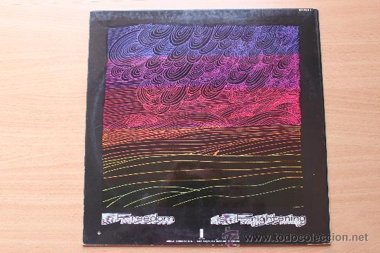 Discos de vinilo: STOMU YAMASHTA´S - EAST WIND - FREEDOM IS FRIGHTERING - Foto 5 - 38172179