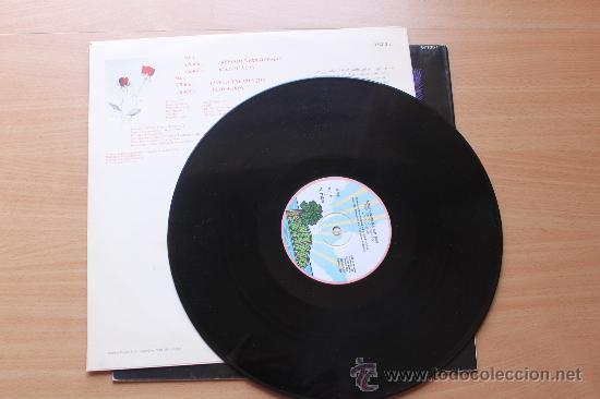 Discos de vinilo: STOMU YAMASHTA´S - EAST WIND - FREEDOM IS FRIGHTERING - Foto 3 - 38172179