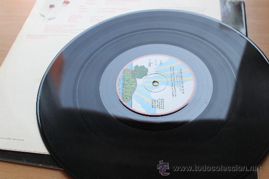 Discos de vinilo: STOMU YAMASHTA´S - EAST WIND - FREEDOM IS FRIGHTERING - Foto 2 - 38172179