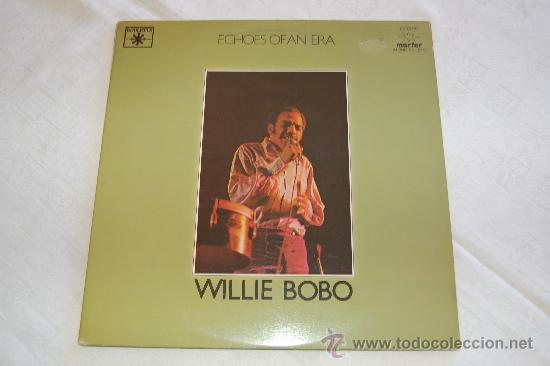 WILIE BOBO (Música - Discos - LP Vinilo - Funk, Soul y Black Music)