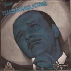 Discos de vinilo: EP-FRED BUSCAGLIONE Y SUS ASTERNOVAS-CETRA 1014-ESPAÑA 1958. Lote 38174003