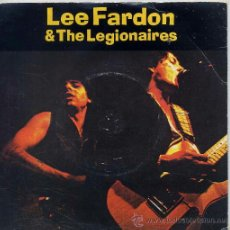 Discos de vinilo: LEE FARDON & THE LEGIONAIRES / FAST AT 17 / DEMON LOVE / DIRTY NIGHTS ... (EP 1978 UK). Lote 38176939