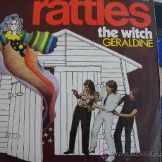 Discos de vinilo: THE RATTLES -SINGLE 1970 -BUEN ESTADO. Lote 38180632