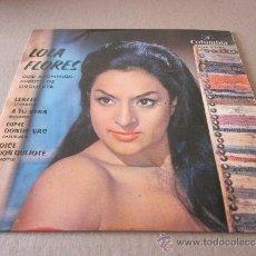 Discos de vinilo: LOLA FLORES EP LERELE COLUMBIA ESPAÑA 1962. Lote 38180084