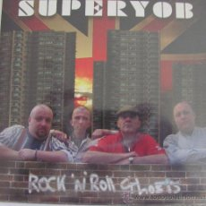 Discos de vinilo: SUPERYOB - ROCK'N'ROLL GHOSTS - SINGLE 2005. Lote 38190668