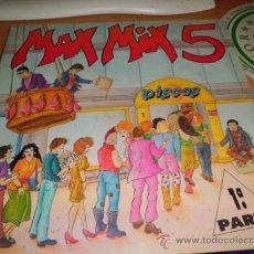 Discos de vinilo: MAX MIX 5 1ª PARTE 2LP . Lote 38194480