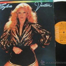 Discos de vinilo: SYLVIE VARTAN / I DON'T WANT THE NIGHT TO END 1979 !! ORIG EDIT !! TODO IMPECABLE. Lote 38198057