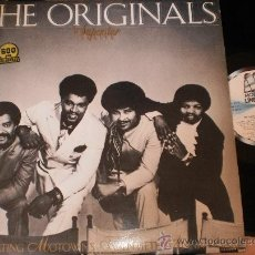 Discos de vinilo: THE ORIGINALS LP MOTOWN SUPERSTAR SERIES ESPAÑA 1985. Lote 38198767