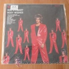 Discos de vinilo: BODY WISHES. ROD STEWART, 1983. Lote 38362960