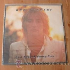 Discos de vinilo: FOOT LOOSE & FANCY FREE. ROD STEWART, 1977. Lote 38362969