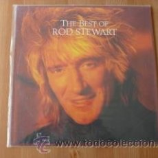 Discos de vinilo: THE BEST OF ROD STEWART. 1989. Lote 38363143