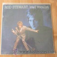 Discos de vinilo: ROD STEWART, LEAD VOCALIST. 1993. Lote 38363152