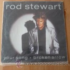 Discos de vinilo: YOUR SONG. ROD STEWART. 1991. Lote 38363329