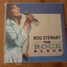 Discos de vinilo: THE ROCK ALBUM. ROD STEWART. 1989. Lote 38363427