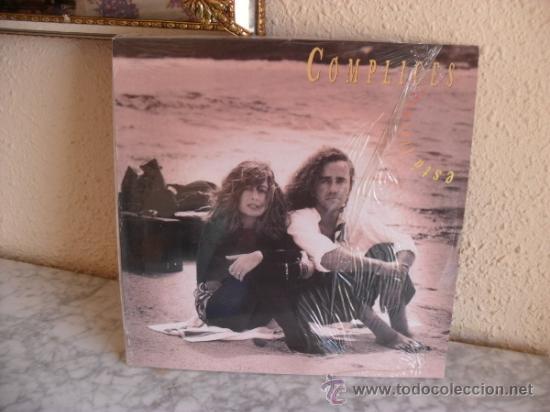 DISCO,VINILO,COMPLICES,,LP (Música - Discos de Vinilo - EPs - Grupos Españoles de los 90 a la actualidad)