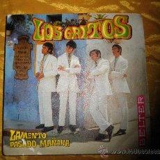 Discos de vinilo: LOS GRITOS. LAMENTO / PASADO MAÑANA. BELTER 1969. VINILO IMPECABLE. Lote 38211718