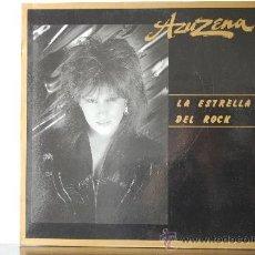 Discos de vinilo: AZUZENA - LP LA ESTRELLA DEL ROCK - ORIGINAL 1988. Lote 98815359