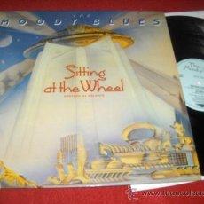 Discos de vinilo: THE MOODY BLUES SITTING AT THE WHEEL/GEMINI DREAM/SORRY 12