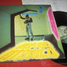 "Discos de vinilo: GERMAN REFUGIO ATOMICO (ATOMIC SHELTER) / INSTRUMENTAL 12"" MX 1983 GGSM PRIVADO MOVIDA POP SYNTH. Lote 38280478"