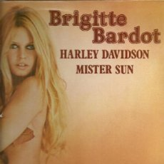 Discos de vinilo: BRIGITTE BARDOT LP SELLO AZ EDITADO EN FRANCIA. Lote 38288806