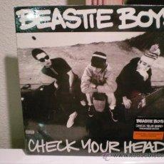 Disques de vinyle: 2LP BEASTIE BOYS CHECK YOUR HEAD VINILO 180 G. Lote 248557510