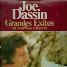 Dischi in vinile: JOE DASSIN EN ESPAÑOL LP SELLO CBS EDITADO EN ESPAÑA AÑO 1978. Lote 38297018