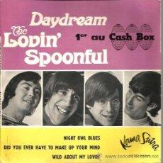 Discos de vinilo: EP THE LOVIN´SPOONFUL : DAYDREAM. Lote 38298221
