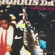 Discos de vinilo: MORRIS DAY,COLOR OF SUCCESS EDICION ESPAÑOLA DEL 85. Lote 38301623