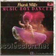 FRANK MILLS. MUSIC BOX DANCER. POLYDOR 1979 GASTOS DE ENVIO GRATIS