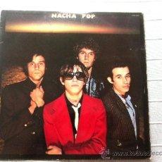 Discos de vinilo: LP NACHA POP-ANTES DE QUE SALGA EL SOL. Lote 38308707