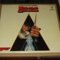 Discos de vinilo: NARANJA MECANICA LP BANDA SONORA ORIGINAL. Lote 38309785