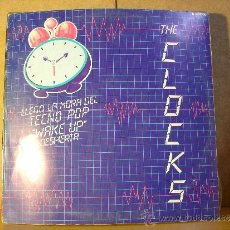 Discos de vinilo: THE CLOCKS - WAKE UP / GENERIQUE - RAF RECORDS- DISON 1208 - 1982. Lote 38309908