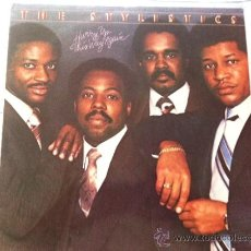 Discos de vinilo: CD THE STYLISTICS-HURRY UP THIS WAY AGAIN. Lote 38314223
