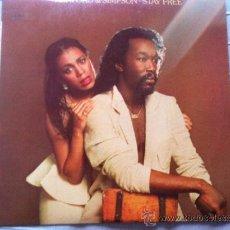 Discos de vinilo: LP ASHFORD & SIMPSON-STAY FREE. Lote 38314285