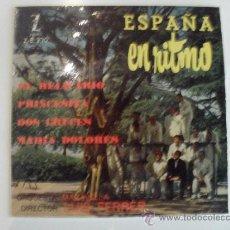 Discos de vinilo: ORQUESTA MARAVELLA - ESPAÑA EN RITMO - EL RELICARIO + 3 EP 1961. Lote 38312308
